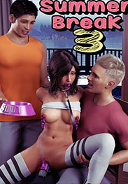 Hawke fansadox 548 Kayla's summer break 3 - Only the hardest, hottest, and most humiliating night of her life